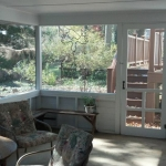Screened In Porch & Deck Restoration, Lawrenceville